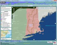 Connecticut River Unimpacted Flows Tool, Connecticut river basin